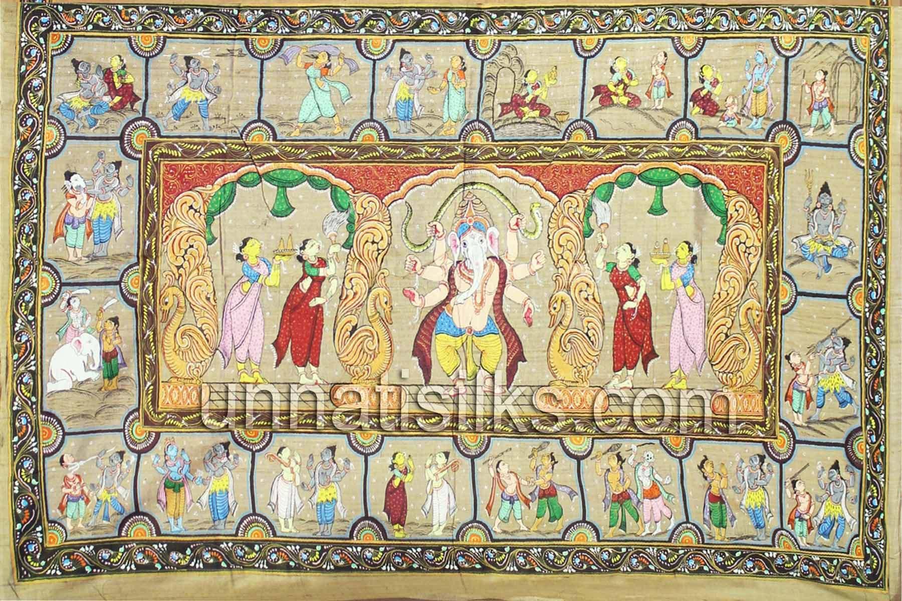 Ganesha Geburt Künstler/Artist: unbekannt/unknown